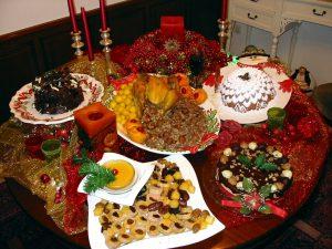 Γιορτινό τραπέζι1